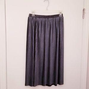 Zara A-line skirt